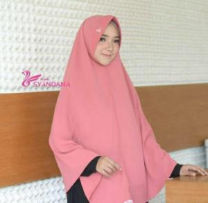 jilbab bergo syari yang terbaru