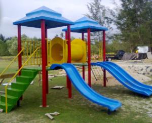 jual playground anak 6