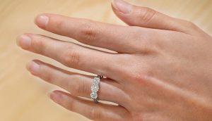 gambar cincin tunangan terbaru 4