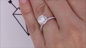 gambar cincin tunangan terbaru 5