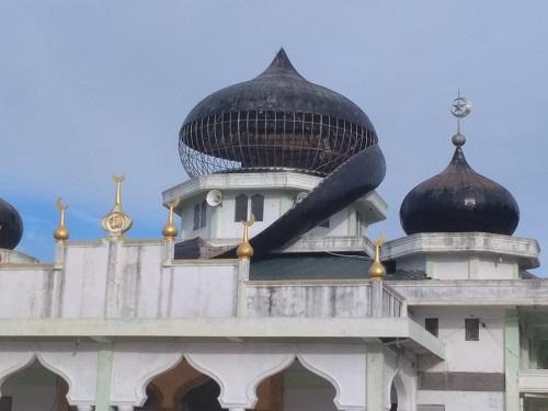 Kontraktor Kubah Masjid Medan