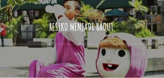 Badut-Doraemon